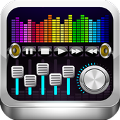 Equalizer Surrounded Sound icon