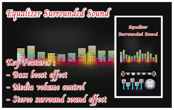 Equalizer Surrounded Sound poster