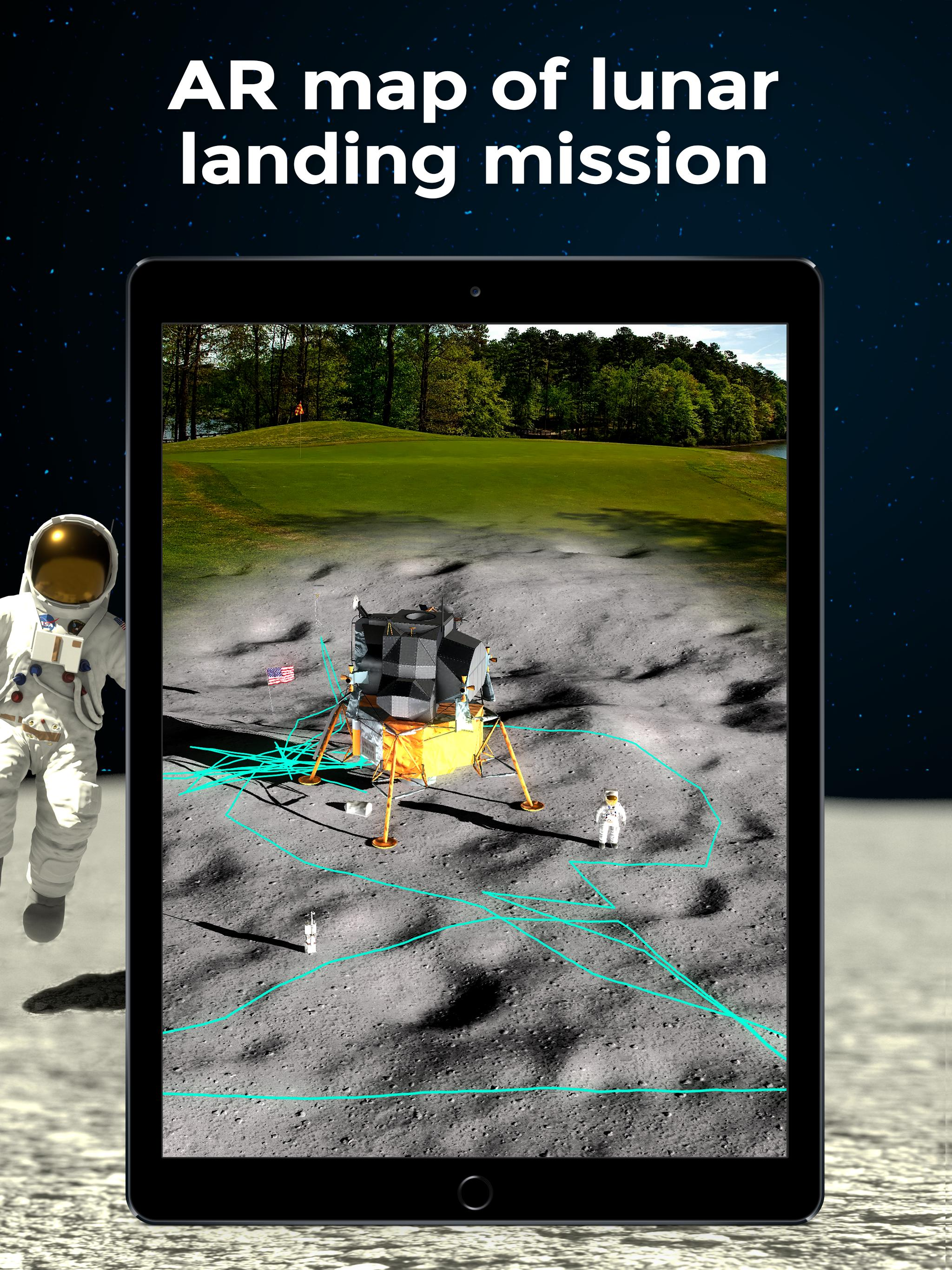 Moon Walk - Apollo 11 Mission for Android - APK Download