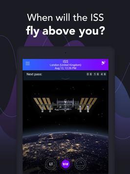 Satellite Tracker تصوير الشاشة 7