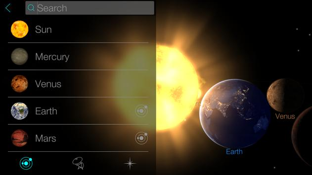 Solar Walk Free screenshot 13