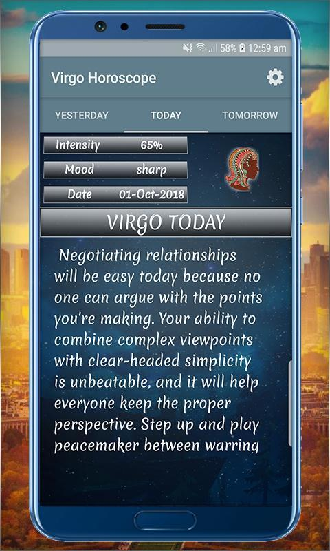 Virgo ♍ Daily Horoscope 2019 for Android - APK Download