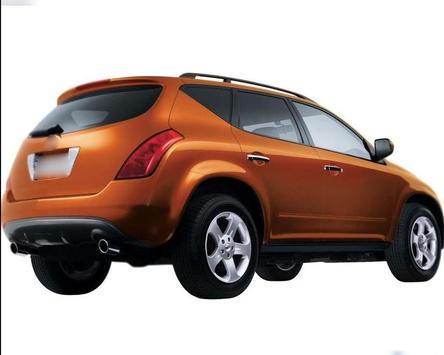 Wallpapers Nissan Murano screenshot 2