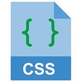 CSS Reference icon