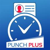 iTimePunch Plus Work Hour Tracker & Time Clock App icon