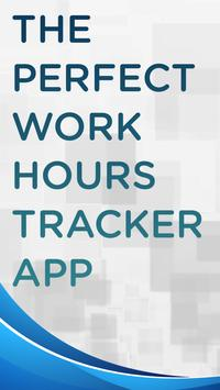 iTimePunch Plus Work Hour Tracker & Time Clock App poster