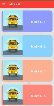 Smart Learners Mini KG screenshot 2