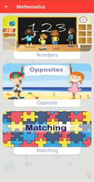 Smart Learners Mini KG screenshot 5