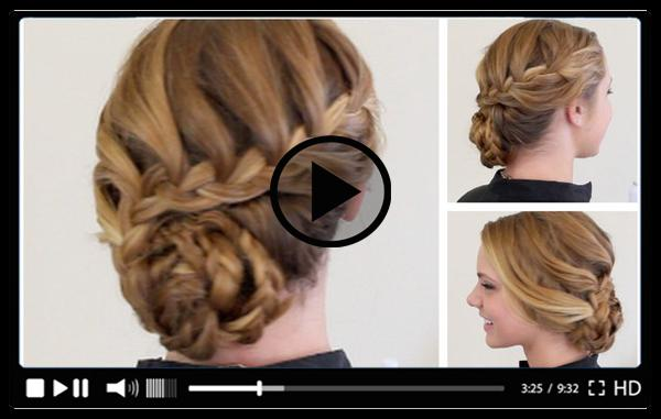 Girls Hairstyles Videos Hairstyle Tutorials 2019 For Android Apk Download