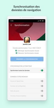 Vivaldi capture d'écran 2
