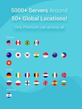 XVPN - Unlimited VPN Proxy screenshot 2