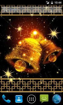 Christmas Bells Live Wallpaper poster