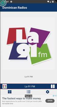Dominican Republic Radios screenshot 1