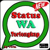 Status WA Terlengkap - Keren & Gokil icon
