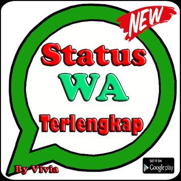 Status WA Terlengkap - Keren & Gokil poster