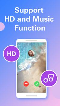 Vivid Caller–Caller screen theme changer LED Flash screenshot 1