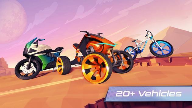 Gravity Rider Zero screenshot 4