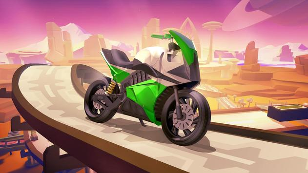 Gravity Rider Zero screenshot 8