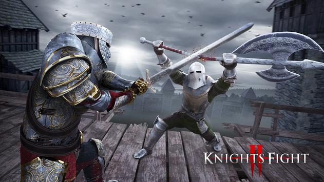 Knights Fight 2 скриншот 1