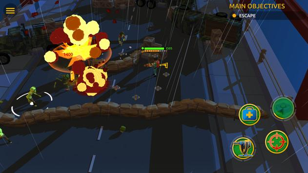Zombie Blast Crew screenshot 3