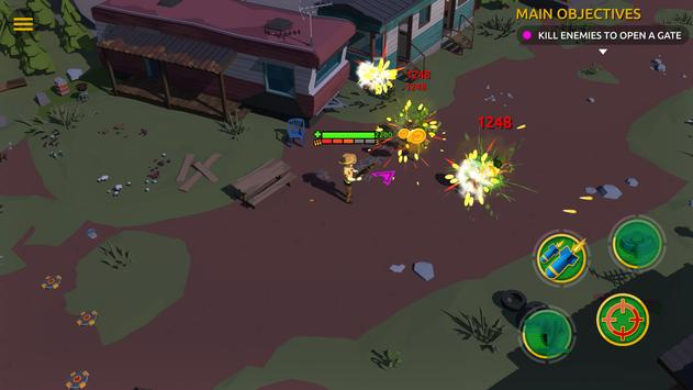 Zombie Blast Crew screenshot 2