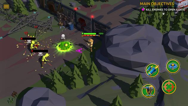 Zombie Blast Crew screenshot 4