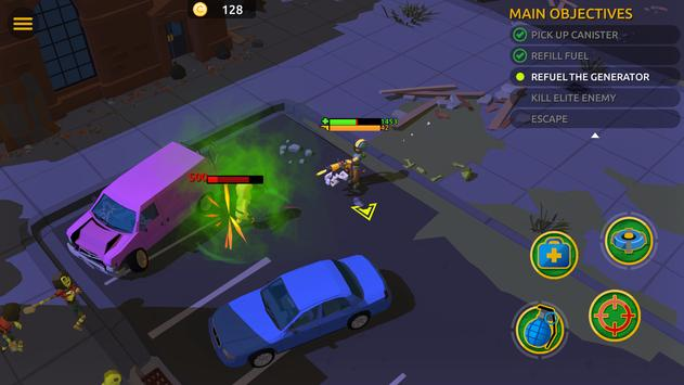 Zombie Blast Crew screenshot 5