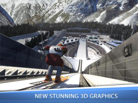 Ski Jumping Pro poster