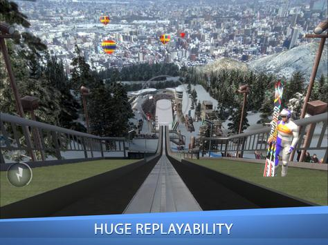 Ski Jumping Pro screenshot 11