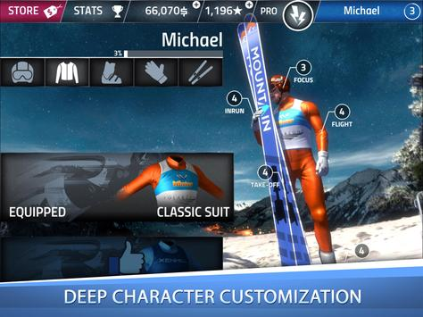 Ski Jumping Pro screenshot 4