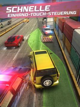 Highway Getaway Polizei Rennen Screenshot 9