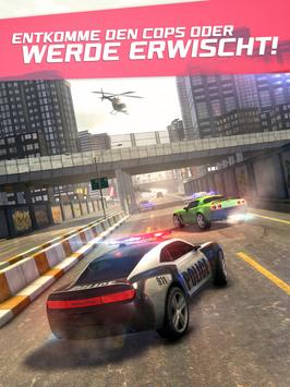 Highway Getaway Polizei Rennen Screenshot 13