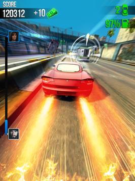 Highway Getaway Jeu de voiture de course poursuite capture d'écran 11