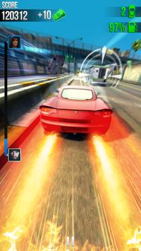 Highway Getaway - Mobil balap screenshot 5