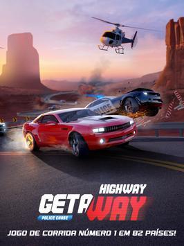 Highway Getaway: Jogo de carro imagem de tela 6
