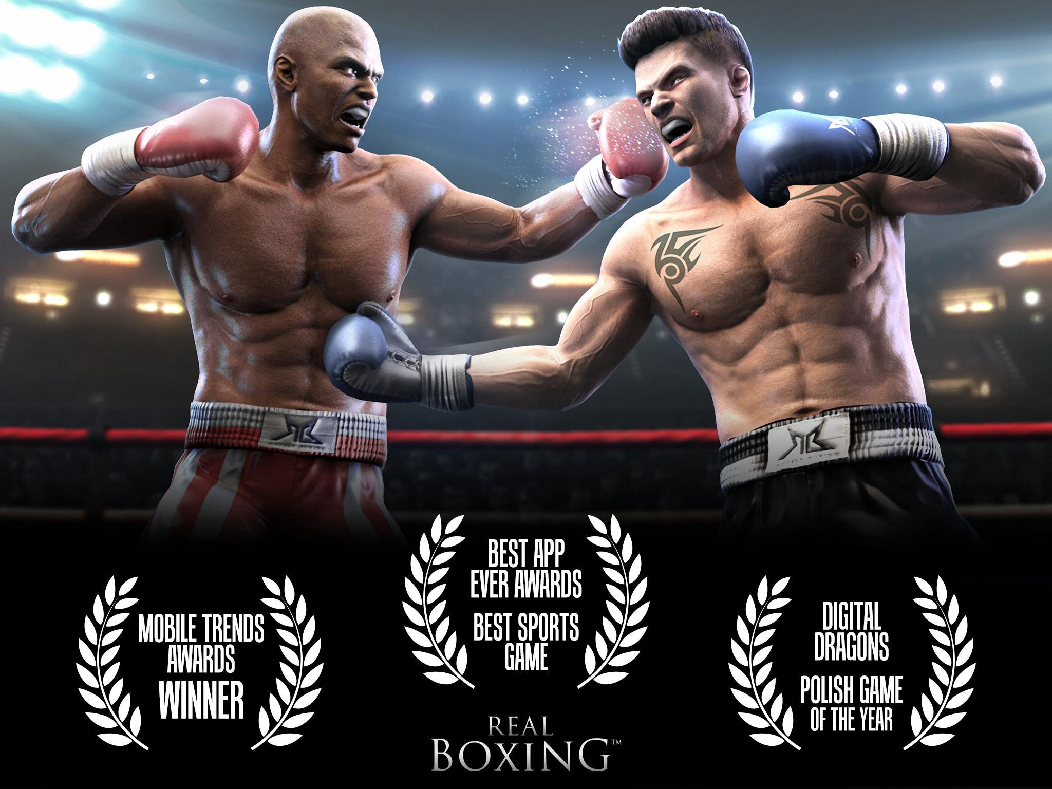 download boxing game