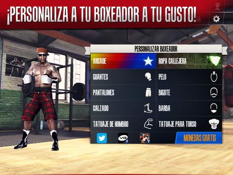 Real Boxing captura de pantalla 1