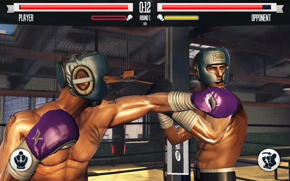Real Boxing captura de pantalla 3