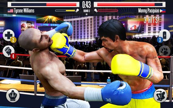 Real Boxing Manny Pacquiao screenshot 4