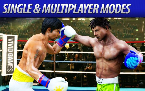 Real Boxing Manny Pacquiao screenshot 1