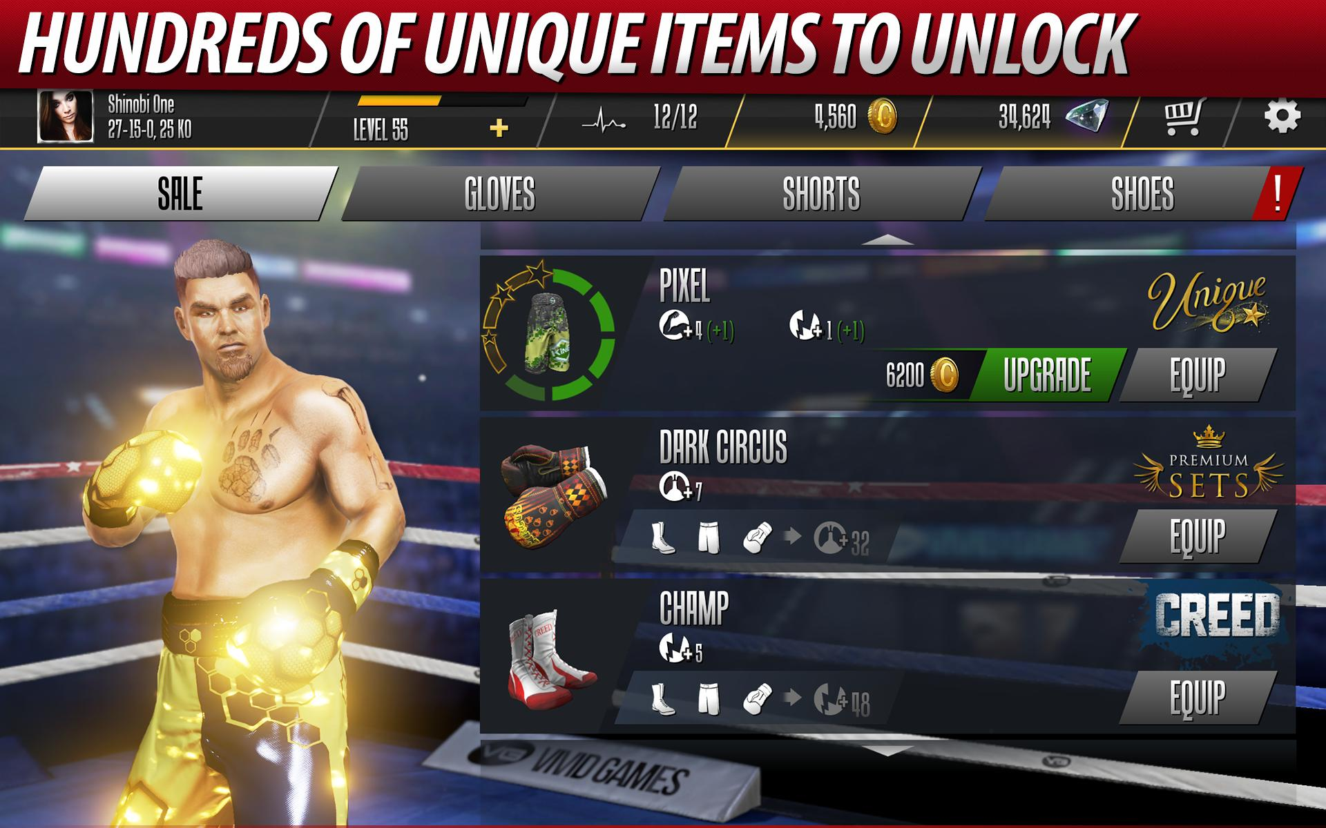 Real Boxing 2 for Android - APK Download
