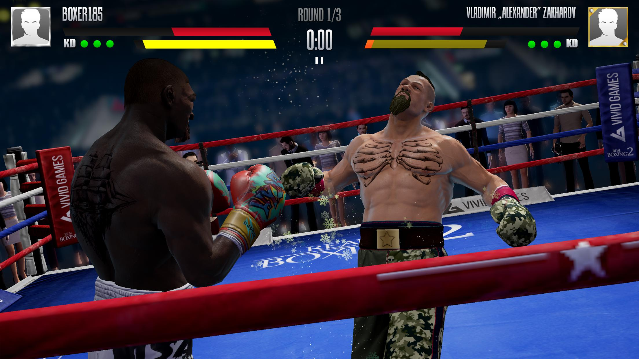 Real Boxing 2 cho Android - Tải về APK