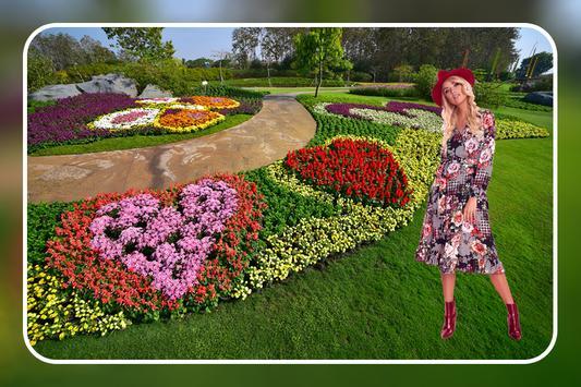 Garden Photo Editor : Background Changer screenshot 4