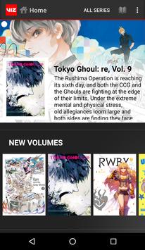 VIZ Manga poster