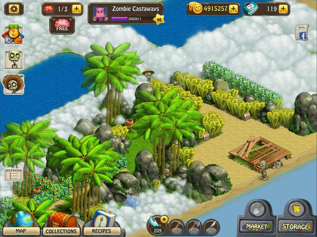 Zombie Castaways for Android - APK Download