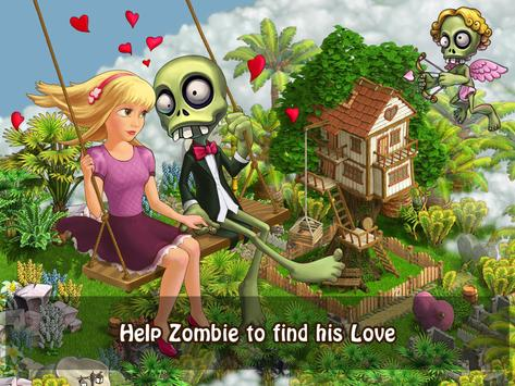 Zombie Castaways screenshot 4