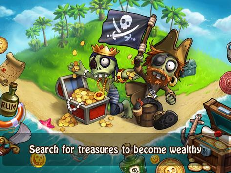 Zombie Castaways screenshot 9