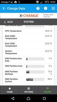 XChange Data Screenshot 3