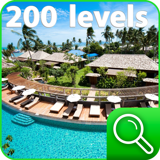 Find Differences 200 levels