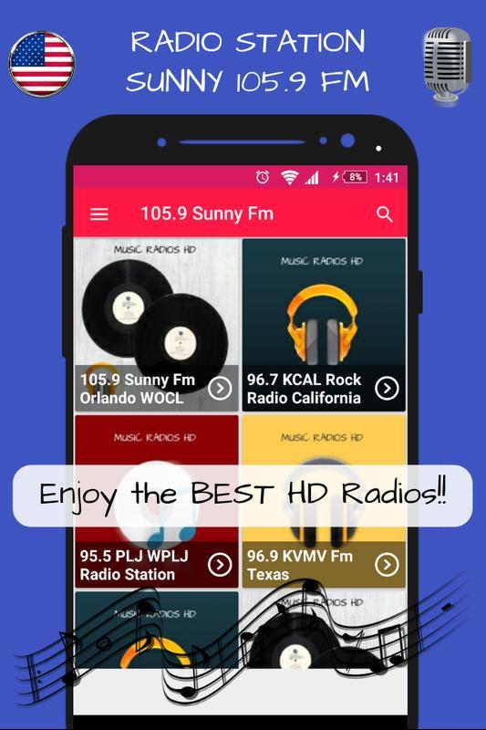 sunny 105.9 listen live
